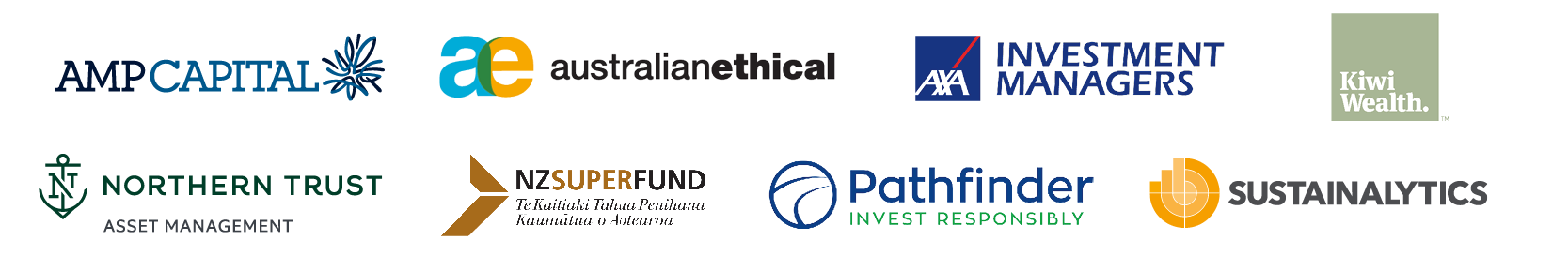 Sponsor Logos Stacked homepage